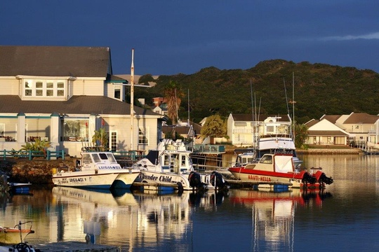 Port Alfred Harbour
