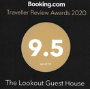 booking.com Travelers Review Award
