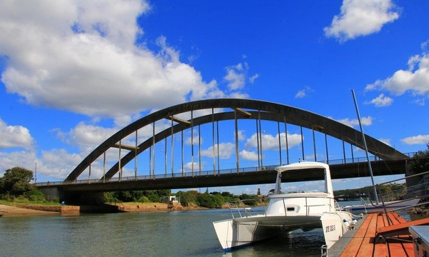 Port Alfred's  Iconic Bridge